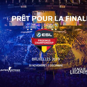 ESL Proximus Championships