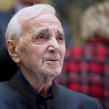 Charles aznavour mort 94 ans