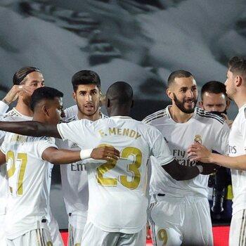 Real Madrid champion d'Espagne 34e titre