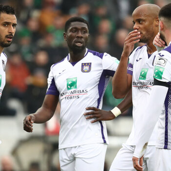 Belga - JPL Review - Anderlecht