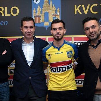 Officiële website KVC Westerlo