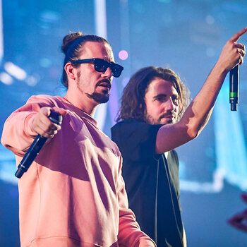 Dimitri vegas like mike tomorrowland anvers antwerp sportpaleis garden of madness