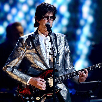 ric ocasek the cars benjamin orr mort décès septembre musique rock and roll hall of fame proximus music pickx