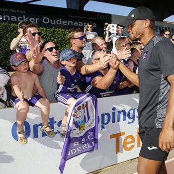 Anderlecht Fan Day