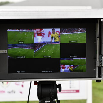 Video Assistance Referee