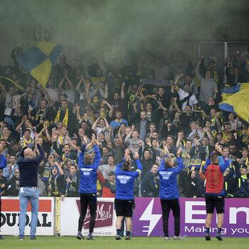 Belga - fans Westerlo