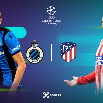 Bruges - Atlético Madrid