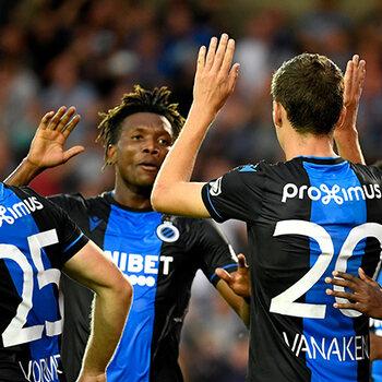 Club Brugge - Dinamo Kiev