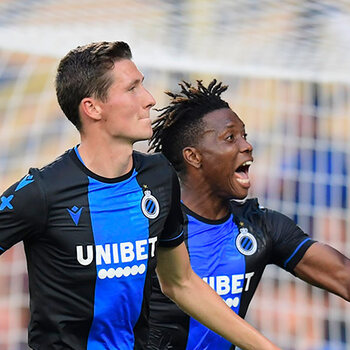 Club Brugge Okereke