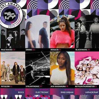 contest Music Moves Europe Talent Awards blackwave aya nakamura