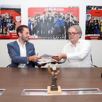 Pro League CEO Pierre Francois et Eleven Sports