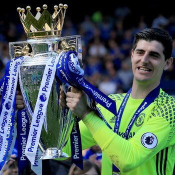 courtois trophy