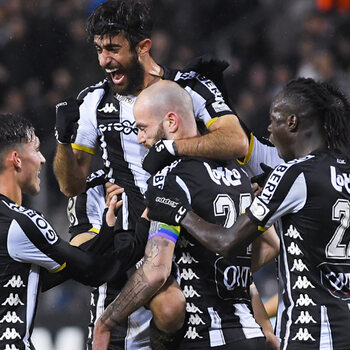 Belga - JPL Review - Charleroi