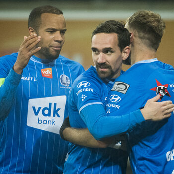 Belga - JPL Review - KAA Gent