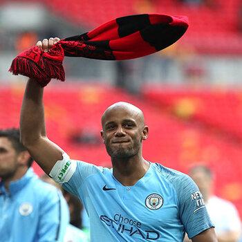 Kompany Manchester City FA Cup