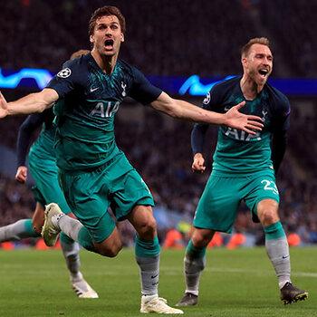 Llorente Tottenham