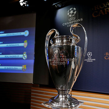 loting UEFA Champions League