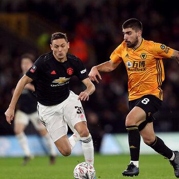 Manchester United - Wolverhampton