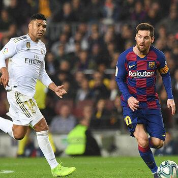 Messi Casemiro