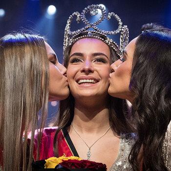 Miss Belgique 2019 - Elena Castro Suarez