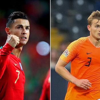 Portugal - Nederland
