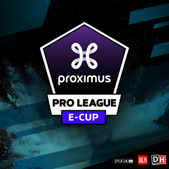 Proximus en de Pro League lanceren de Proximus Pro League e-cup op FIFA 20