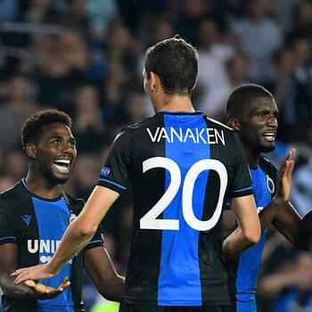 Club Brugge Vanaken