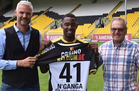 Lokeren haalt N'Ganga (ex-Charleroi) terug naar België