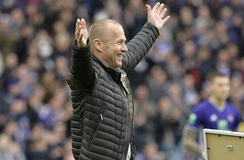 Anderlecht haalt Pär Zetterberg terug als assistent-coach