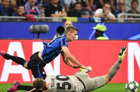 Subtoppers Lazio en Atalanta spelen 3-3 gelijk, Napoli wint van Verona