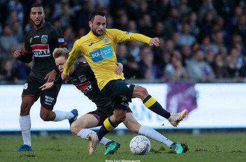 UPDATE: Beerschot Wilrijk accepteert schorsing Alexander Maes