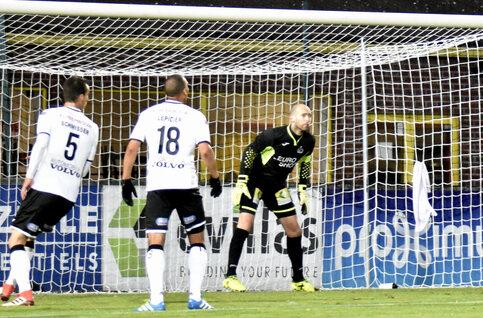 Wouter Biebauw (KSV Roeselare) speelt komend weekend zijn 250ste officiële wedstrijd