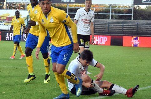 Proximus League-elftal van het seizoen // RECHTSACHTER // Federico Vega (Union SG)