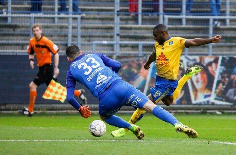 Proximus League-elftal van het seizoen // DOELMAN // Theo Defourny (Tubize)