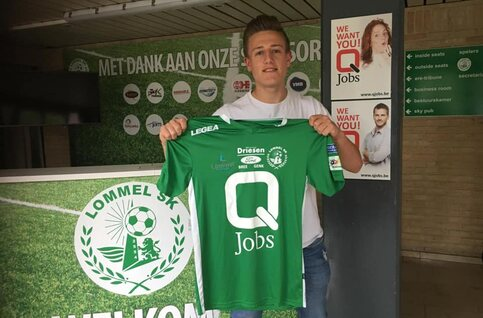 TRANSFER IN: Tweede 'nieuwkomer' bij Lommel SK