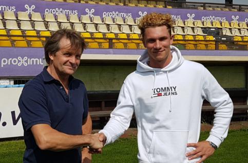Lommel haalt nieuwe spits bij (beloften) Club Brugge