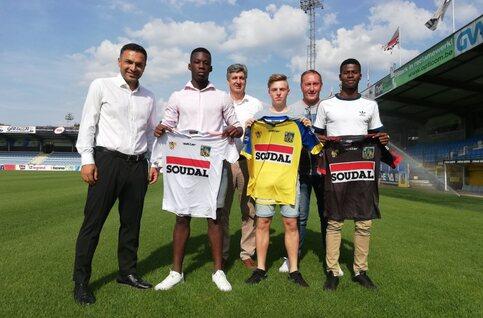 Westerlo legt drie jonge talenten onder contract én stuurt twee spelers naar 1e amateurliga