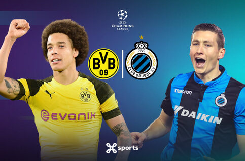 Kan Club Brugge stunten in Dortmund?