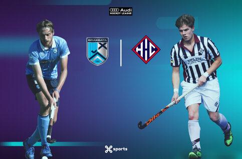 Audi Hockey League: Braxgata - Herakles live op Proximus TV