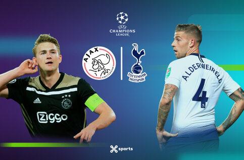 UEFA Champions League: Kan Ajax het afmaken tegen Tottenham?