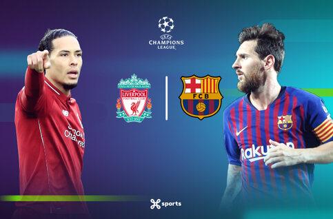 UEFA Champions League: Zorgt Liverpool alsnog voor de ommekeer?