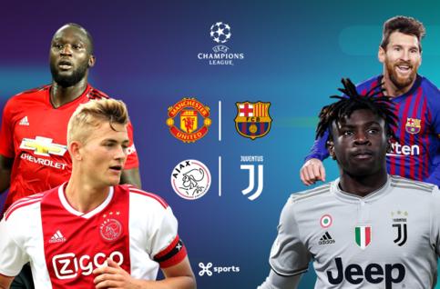 Kan Ajax nog eens stunten in de UEFA Champions League?