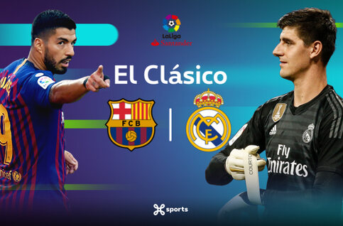 Liga : Barça - Real, un Clasico sous haute tension