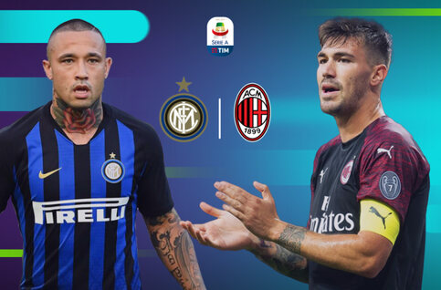 Week-end de folie en Serie A : Derby di Milano et choc Juventus - Genoa !