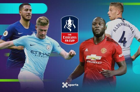 Volg de derde ronde van de FA Cup live op Proximus TV