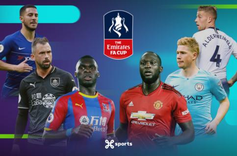 Bekijk de vierde ronde van de FA Cup live op Proximus TV