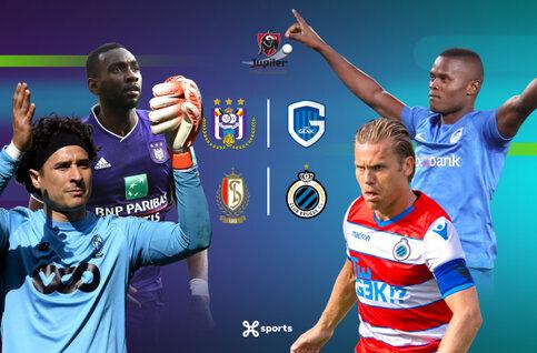 Jupiler Pro League : Anderlecht et le Standard, arbitres du titre !