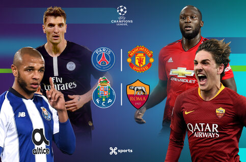 Le PSG en ballotage favorable, Porto veut piéger l'AS Rome !