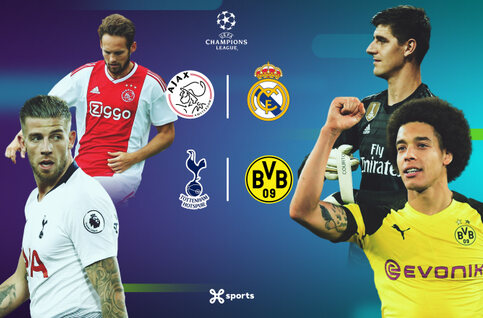 Tottenham - Borussia Dortmund: clash der Rode Duivels in de UEFA Champions League