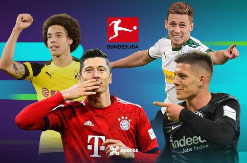 Kan Hazard schitteren op het veld van Dortmund?